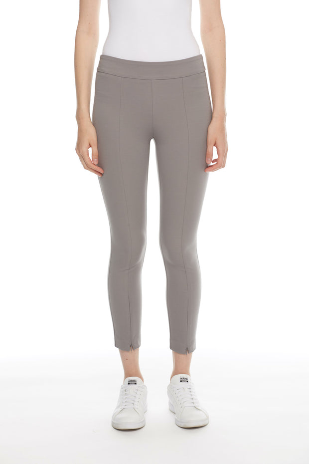 The Liv Pull-on Pant in Silver