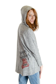 Inoah - Season's Greetings Hooded Sweater (T330NG)