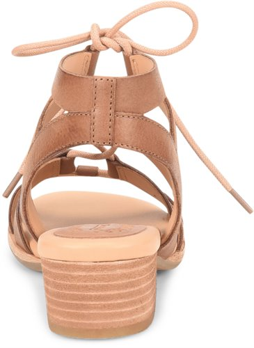 Kork-ease - Skyway Leather Sandals in Sand (Zukey)