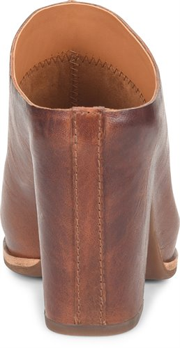 Sagano Leather Mule in Rum