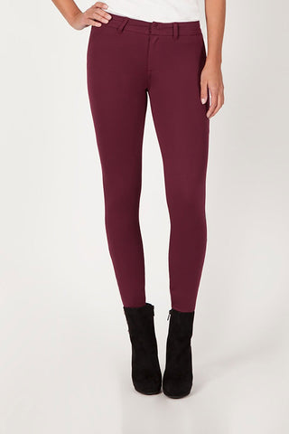 KUT - Ponte Trouser in Wine (KP0319MA5)