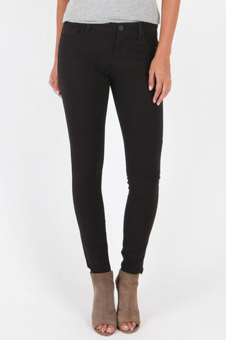 KUT - Mia Ponte Slim Fit Skinny in Black (KP818MA1)