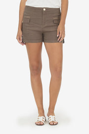 Whitney Cargo Shorts in Cedar