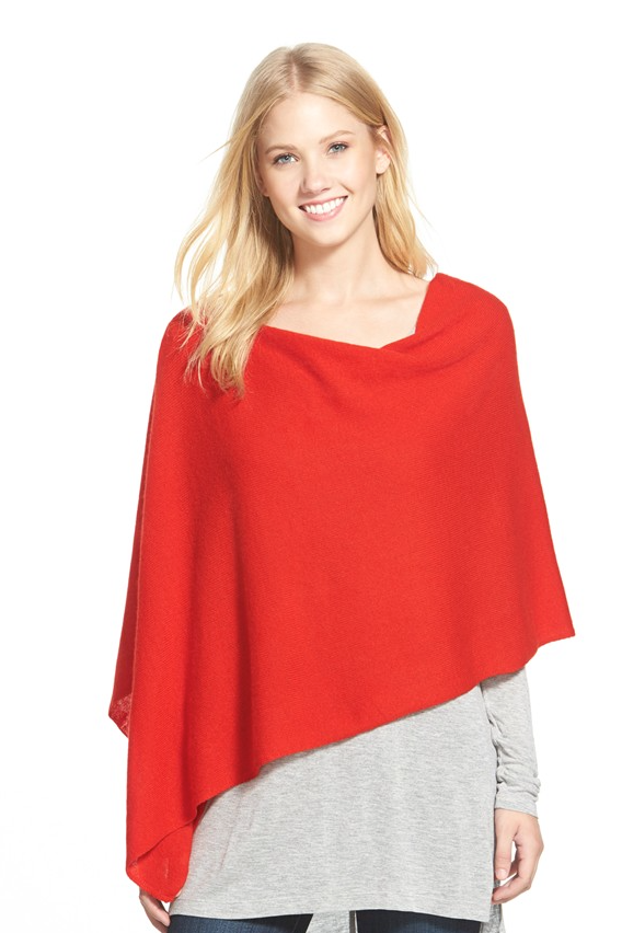 In Cashmere - Cashmere Travel Topper (LF28838)