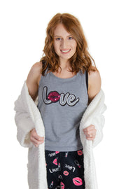 dELiAs - Love Pajama Set (S95502LA)