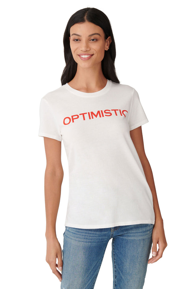 Optimistic Graphic Tee