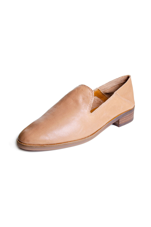 Lucky Brand - Cahill Leather Loafer in Beechwood (Cahill)