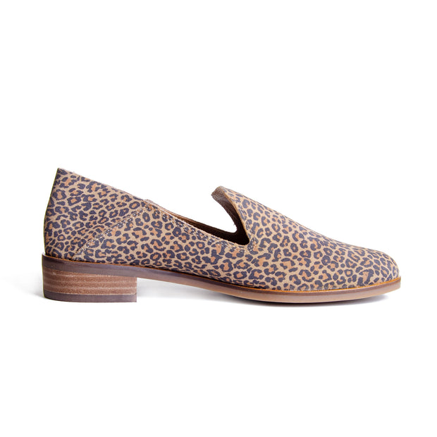 Lucky Brand - Cahill Leather Loafer in Leopard (Cahill)