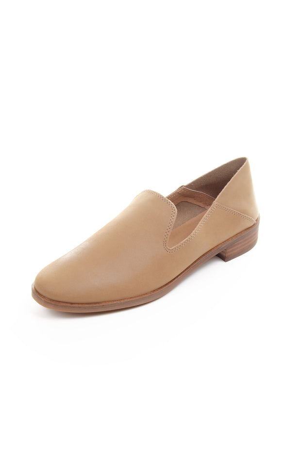 Lucky Brand - Cahill Leather Loafer in Sesame (Cahill)