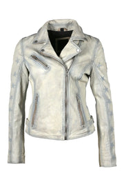 Sofia Star Leather Jacket