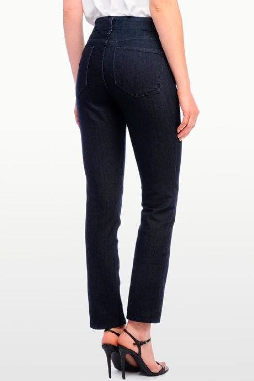 NYDJ - Sheri Slim Premium Denim in Rinse (MDNM2034)
