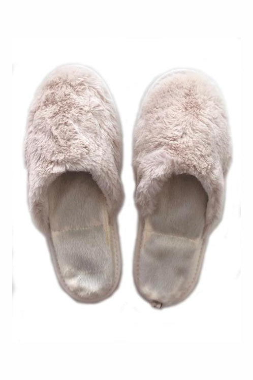 Pantuss - Aromatherapy Slide-on Slipper in Natural (W2)