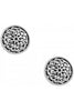 Brighton - Ferrara Stud Earrings in Silver (JA1850)