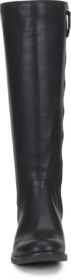 Söfft - Sharnell II Tall Leather Boots in Black (SF0009291)