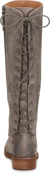 Söfft - Sharnell II Tall Leather Boots in Grey (SF0009238)
