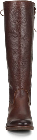 Söfft - Sharnell II Tall Leather Boots in Whiskey (SF0009230)