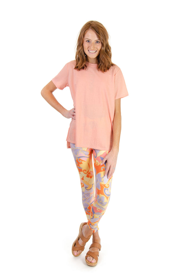 High-rise Waikiki Print Legging