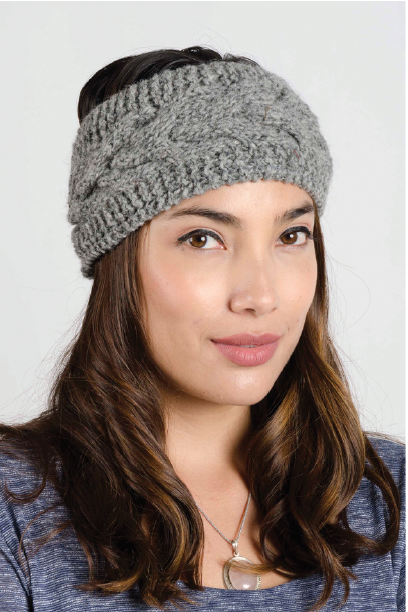 Windhorse - Knit Headband (WO1011)