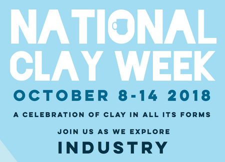 National Clay Week: Fri Oct 12 Instagram Live Q+A with Molly