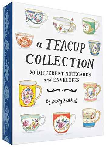 A Teacup Collection Notecards