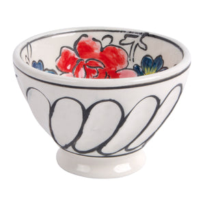 Flower Patch Tidbit bowl
