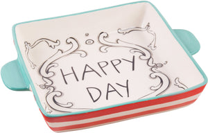 "Good Thoughts 12"" Baking Dish"
