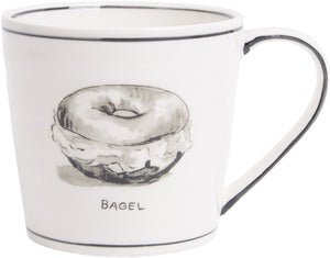 New York Icon Mug-Bagel