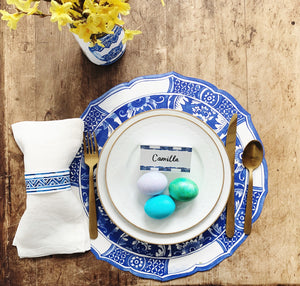 China Blue Collection Printable