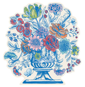 Die Cut Jardiniere Placemats-set of 12