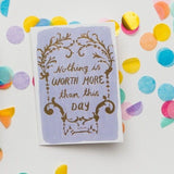 Wedding Congratulations Foil Card
