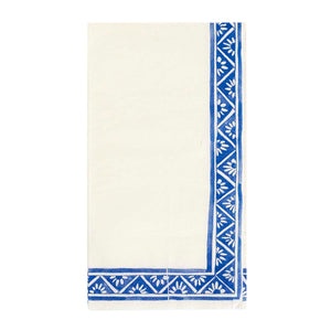 China Blue Guest Napkin
