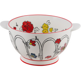 Flower Patch Berry Bowl