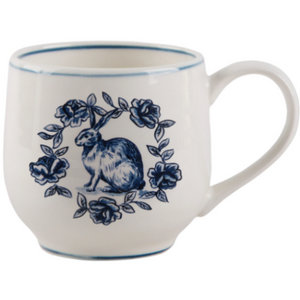 Vintage Farm Mug Rabbit