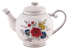 Flower Patch Teapot