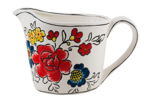 Flower Patch Measuring Cup