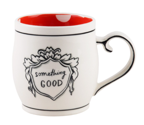 Good Thoughts Mug Something Good