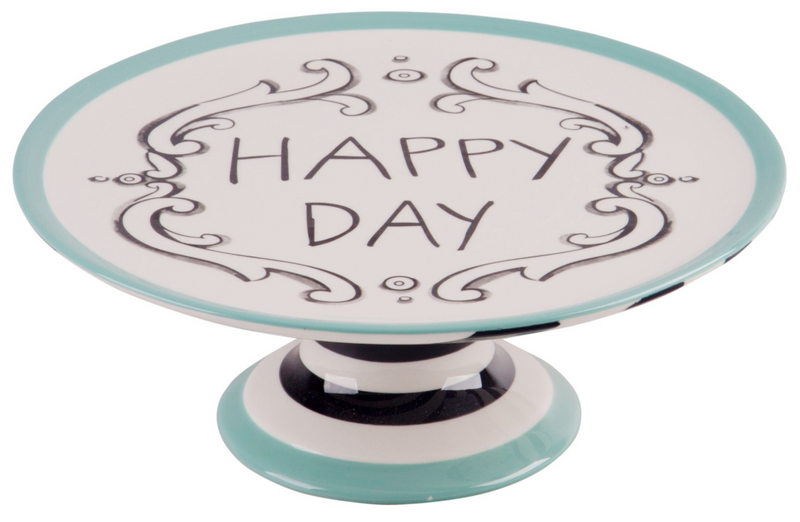 Happy Day Cake Stand