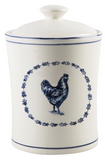 Vintage Farm Rooster Canister