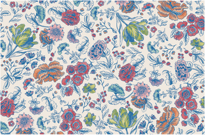 Jardiniere Paper Placemats