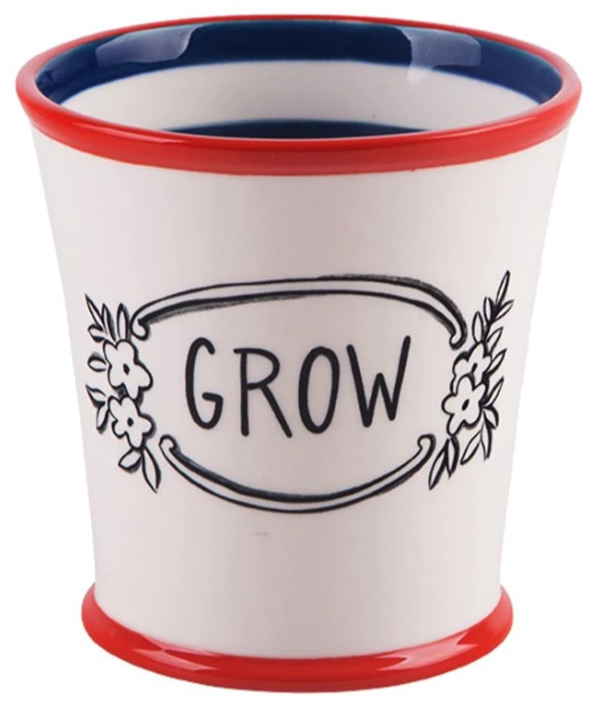 Grow Flower Pot