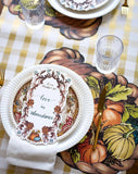 """I Am Thankful For"" table accents set of 12"