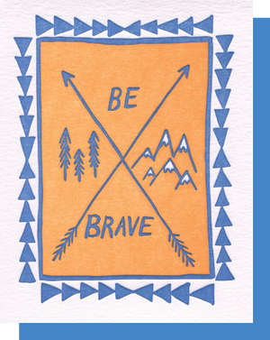 Be Brave Empathy Card