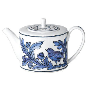 Blue Bird Teapot