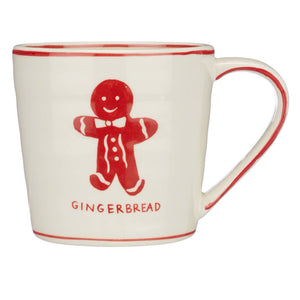 Gingerbread Holiday Icon Mug