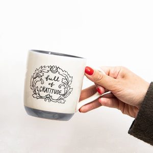 Gifting Mug Full of Gratitude