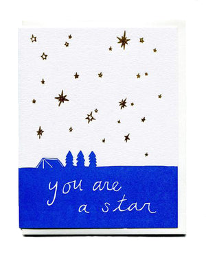 You are a Star Love Card