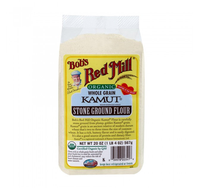Bob's Red Mills Whole Grain Kamut 1 LB