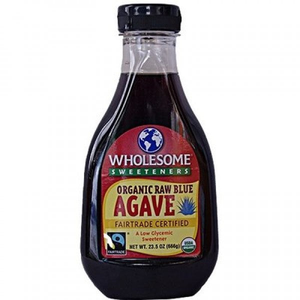 Wholesome Sweeteners Organic Raw Blue Agave (44 Oz)