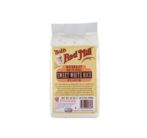 Bob's Red Mills Sweet White Rice (24 Oz)