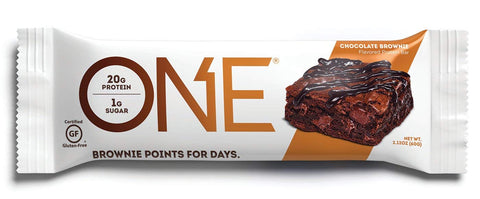 ONE Chocolate Brownie Bar (2.12 Oz)